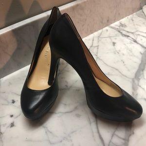 Gianni Bini Platform Leather Heels